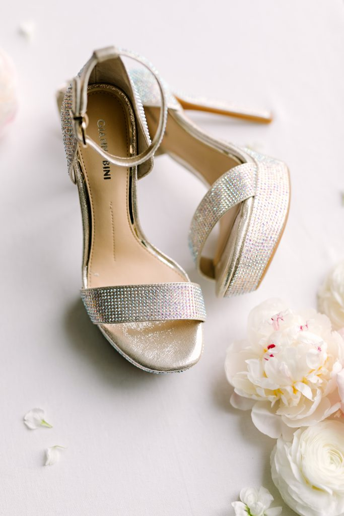 bride shoes fairmont austin