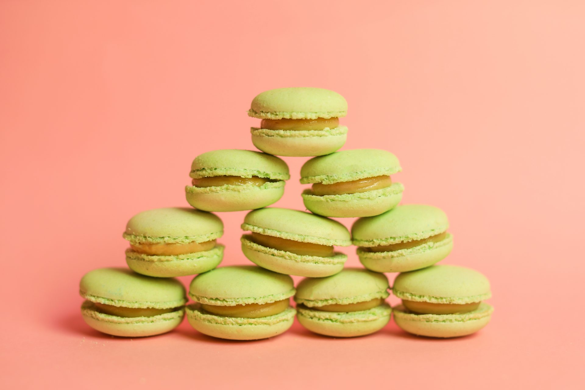 good things macarons