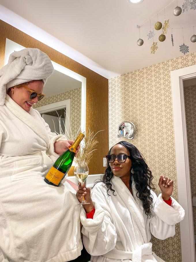 fairmont austin sparkle suite