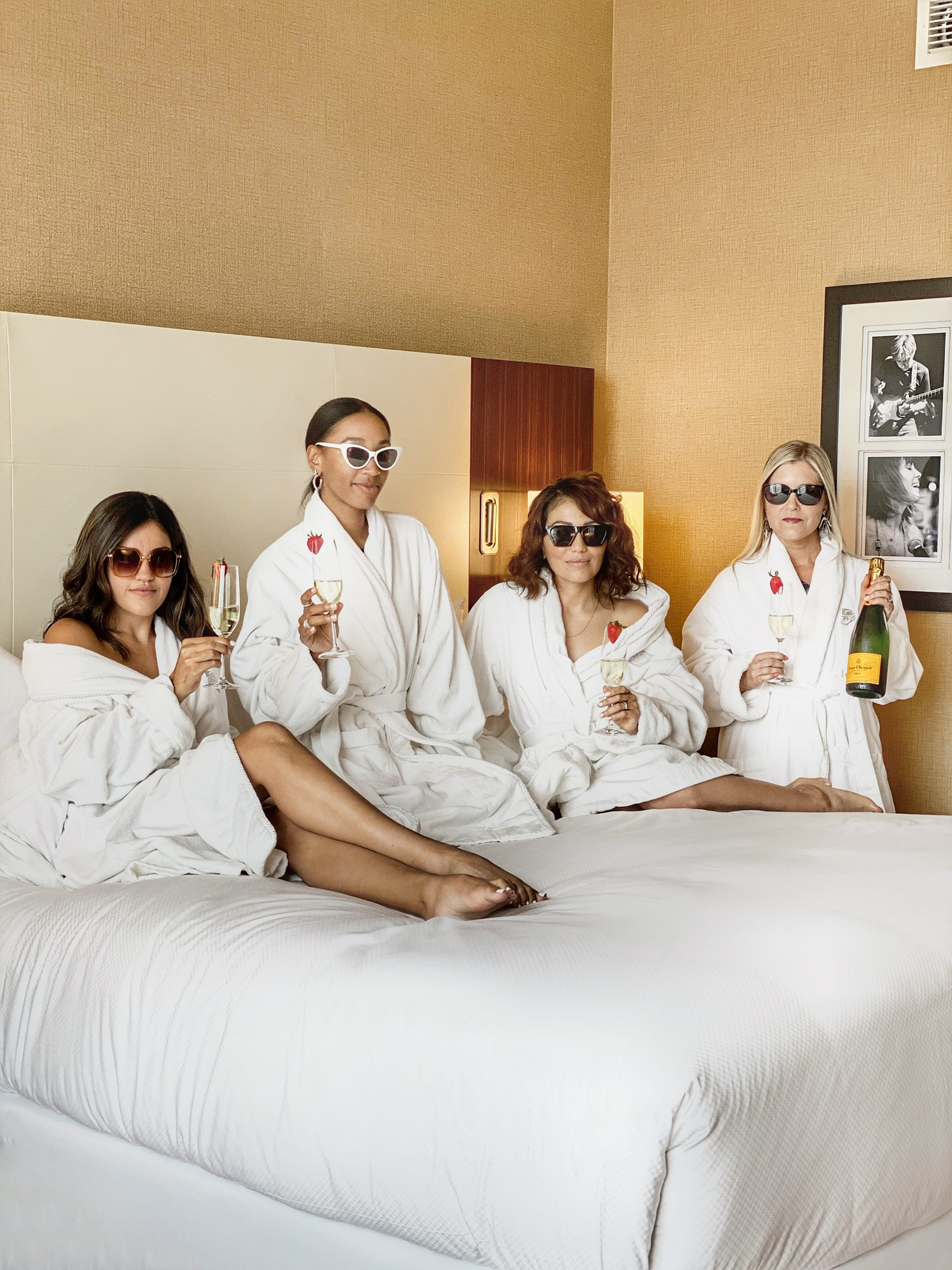 fairmont austin bachelorette party