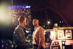 things to do in austin - two people enjoying a night out